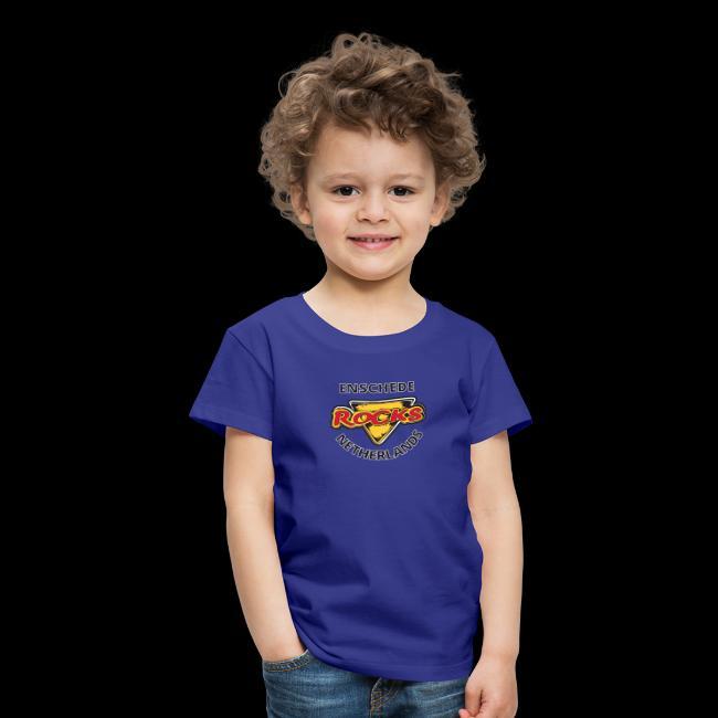 Color Cafe Rocks Logo T-Shirt
