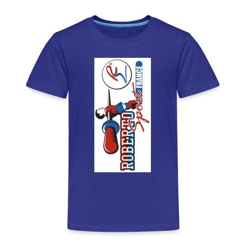 roberto sport france jpg - T-shirt Premium Enfant