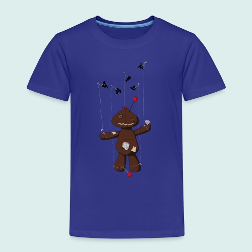 Voodoo doll - Kinder Premium T-Shirt