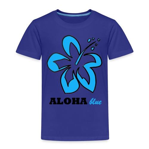Hi Flower - Kinder Premium T-Shirt
