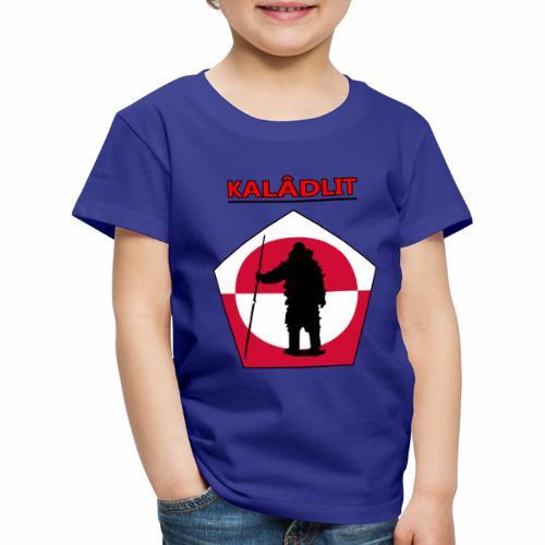 Kalâdlit - Børne premium T-shirt