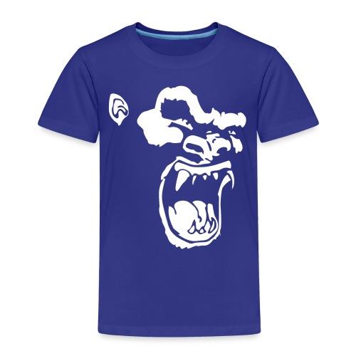 Terra Monkey - Kinder Premium T-Shirt