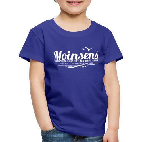 MOINSENS - Kinder Premium T-Shirt