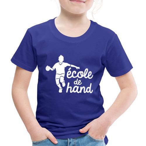 ECOLE HAND - T-shirt Premium Enfant