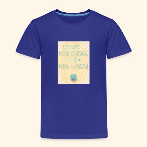SISTER - Camiseta premium niño