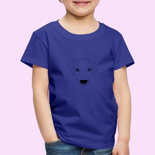 Hundeblick - Kinder Premium T-Shirt
