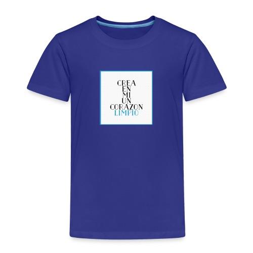 Zora Tienda Cristiana - Camiseta premium niño
