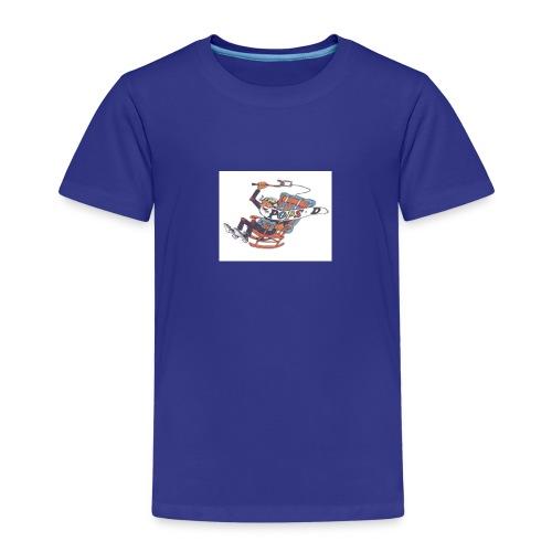 pops d - Kinder Premium T-Shirt