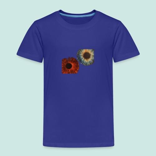 Auge eye - Kinder Premium T-Shirt