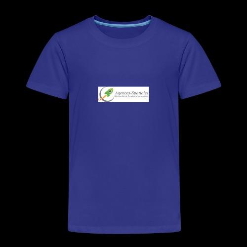 Agences-Spatiales - T-shirt Premium Enfant