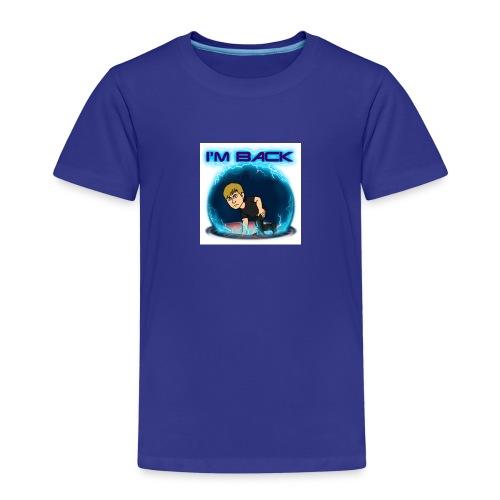 IM BACK - Premium-T-shirt barn