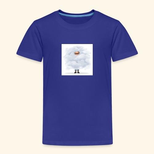 Femme dans les nuages - T-shirt Premium Enfant