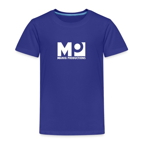 ManigProductions White Transparent png - Kids' Premium T-Shirt