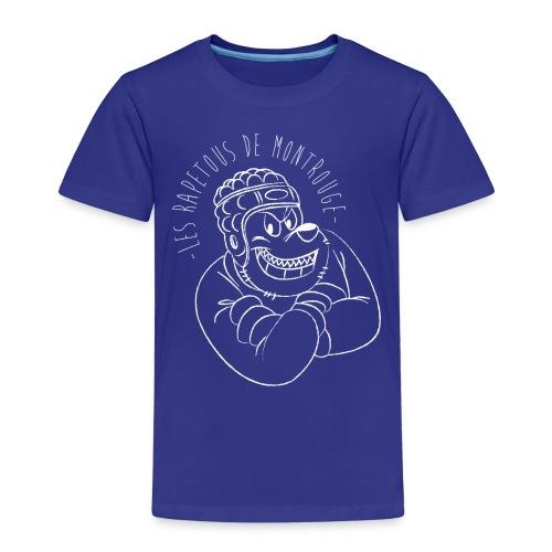 Rapetous (Blanc) - T-shirt Premium Enfant