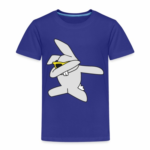 Dabbing Osterhase - Kinder Premium T-Shirt