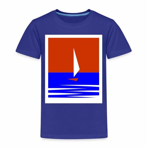 Segeln - Kinder Premium T-Shirt