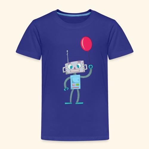 Cute Robot Kids Tees - Kids' Premium T-Shirt