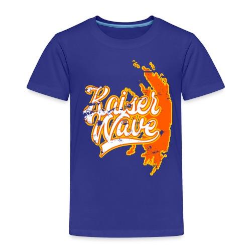 Kaiser Wave - T-shirt Premium Enfant