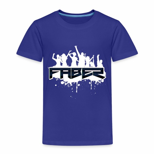 Faber - Kinderen Premium T-shirt