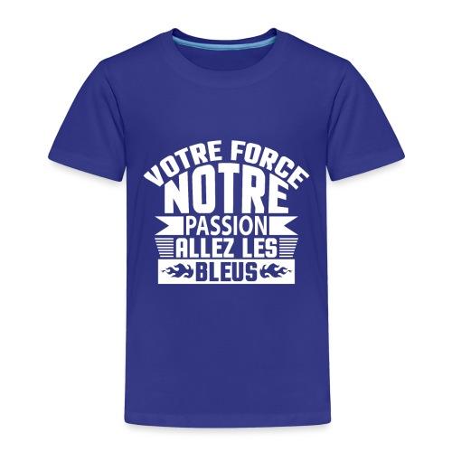 France national team Allez les bleus - Kinderen Premium T-shirt