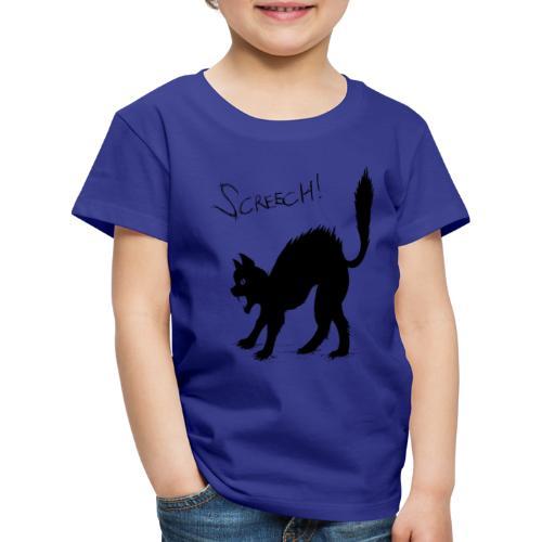 Design Chat - T-shirt Premium Enfant