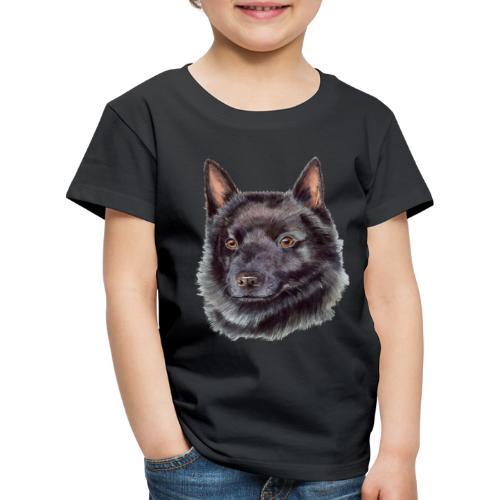 schipperke - M - Børne premium T-shirt