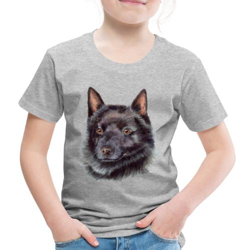 schipperke - akv - Børne premium T-shirt