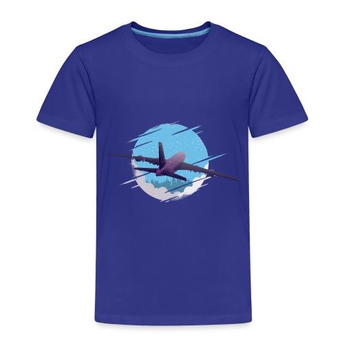 collection avion dans les airs homme - T-shirt Premium Enfant