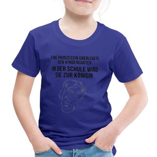 Kindergarten Prinzessin - Kinder Premium T-Shirt