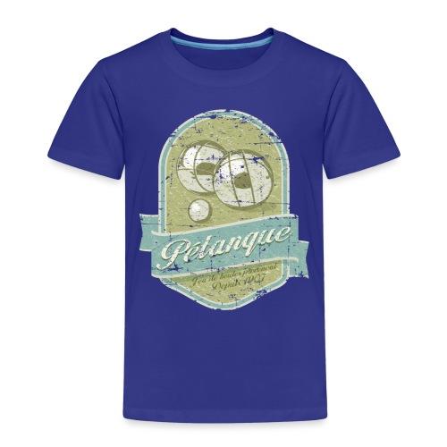 Petanque vintage - T-shirt Premium Enfant