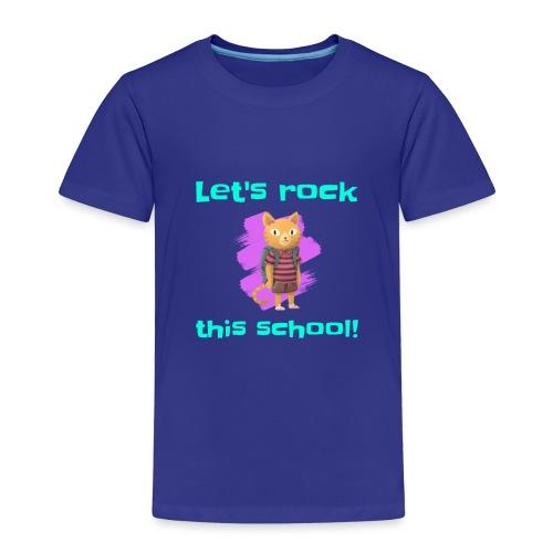 T-Shirt Faisons bouger cette école Drôle Cadeau - T-shirt Premium Enfant
