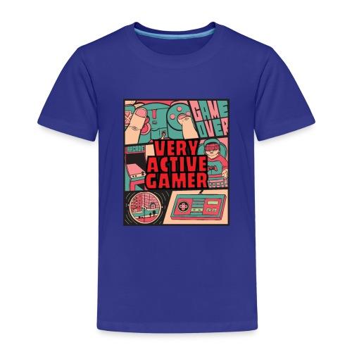Jugador Activo - Camiseta premium niño