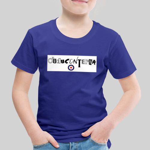 Obducenterna - Logpunkarna från Linsellsjön - Premium-T-shirt barn