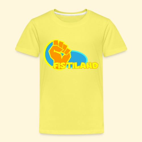 FISTILAND en couleur - T-shirt Premium Enfant