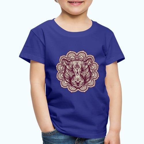 Mandala Tiger - Kids' Premium T-Shirt