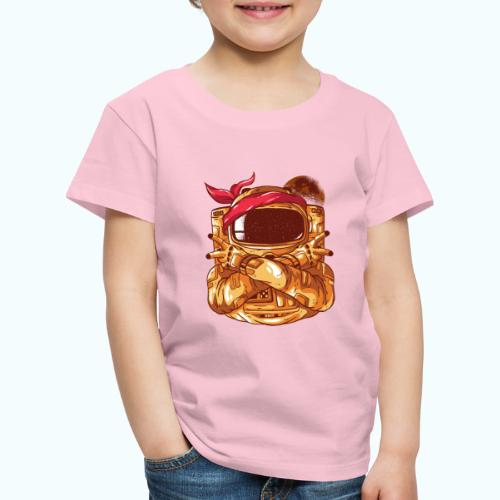 Rebel astronaut - Kids' Premium T-Shirt
