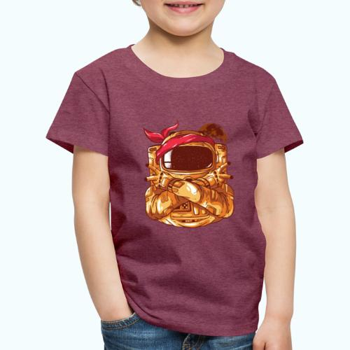 Rebel astronaut - Kids' Premium T-Shirt