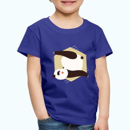 Yoga Panda - Kids' Premium T-Shirt