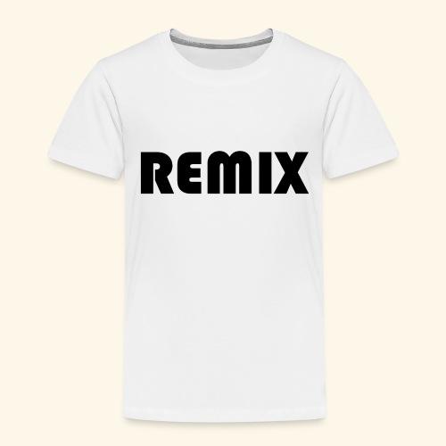 Remix - Camiseta premium niño