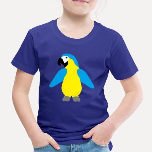 Gelbbrustara - Kids' Premium T-Shirt
