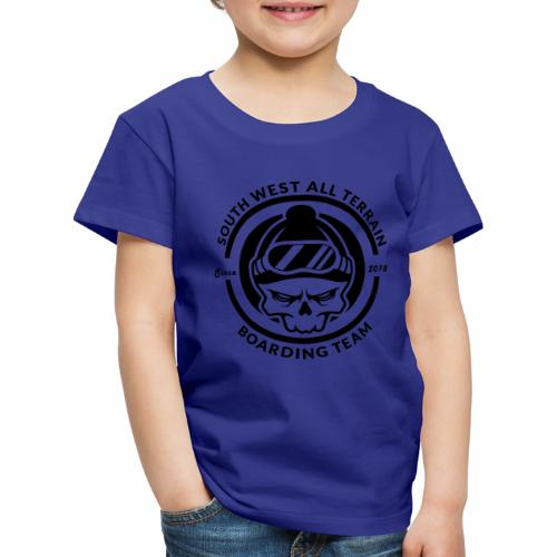 SWAT Boarding - Kids' Premium T-Shirt