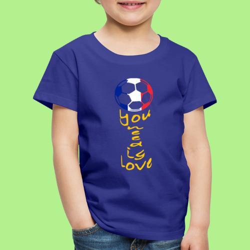 FRANCEtrophyGOLD - NEW! - Kids' Premium T-Shirt
