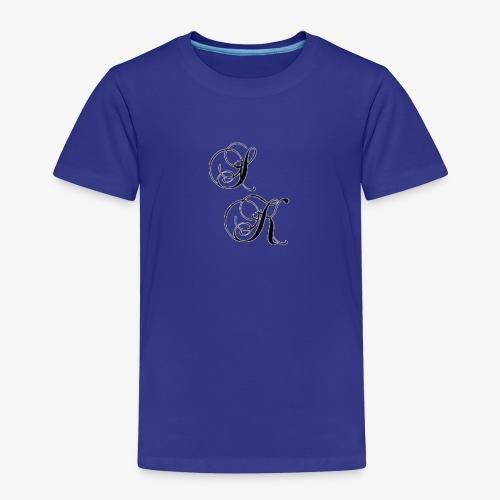 Street King, nice design inspired by Sik Silk - Kids' Premium T-Shirt