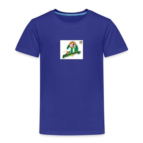 hammarby mascot01 ab - Premium-T-shirt barn
