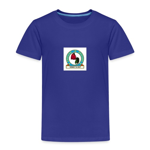 Blackburn rovers venkys out clothes and accessorie - Kids' Premium T-Shirt