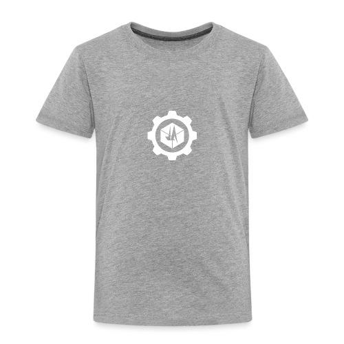 Jebus Adventures Cog White - Kids' Premium T-Shirt