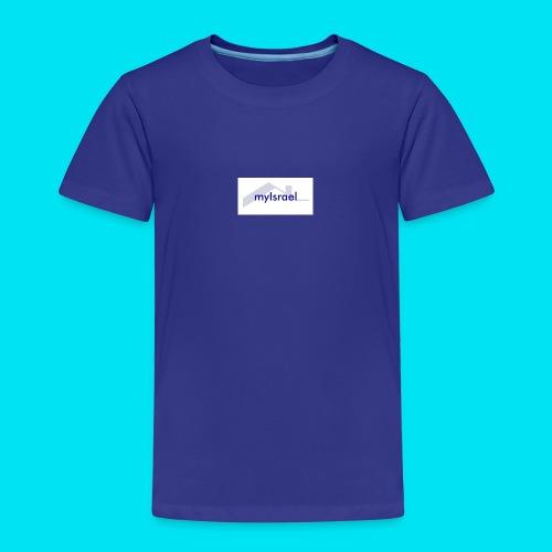logo myisrael - Kinder Premium T-Shirt