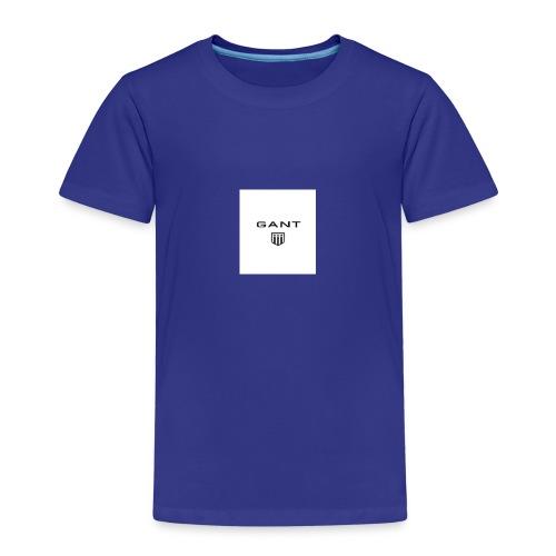 gant - Premium-T-shirt barn
