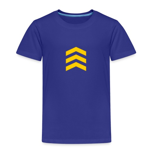 Kersantti - Lasten premium t-paita