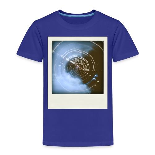 T-shirt Light-painting Polaroid - T-shirt Premium Enfant